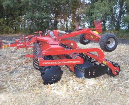 «Оскольские МАШИНЫ» – экономичные решения  для аграриев