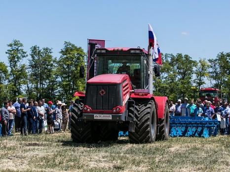 День Донского поля: современные агротехнологии на одной площадке