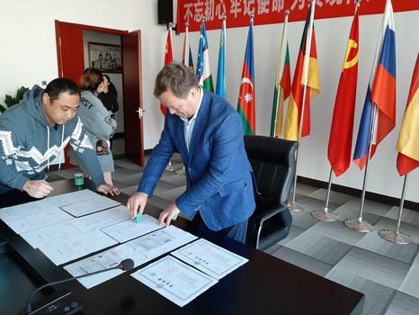 «ЭВОБИОС» выходит на китайский рынок