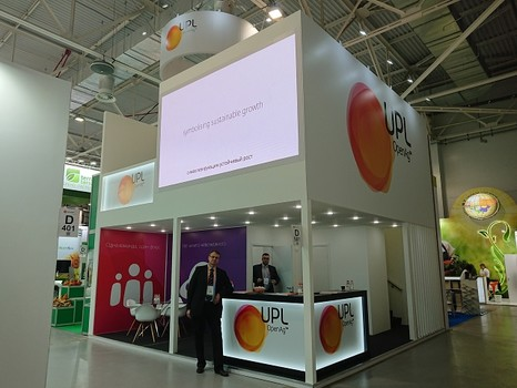 Успешное участие ЮПЛ Россия в 26-й международной выставке ЮгАгро