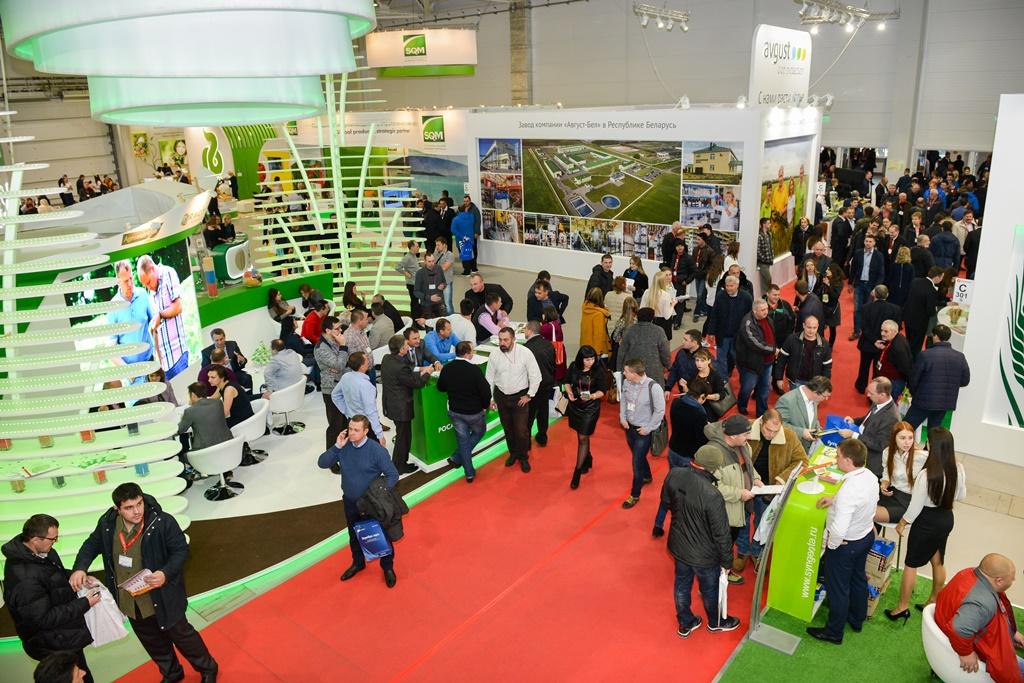 Международная выставка «ЮГАГРО» – передовые технологии для сельского хозяйства
