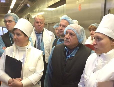 Проинспектирован Сочинский мясокомбинат