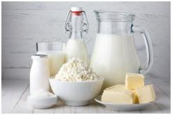 О выявлении фальсификации молочных продуктов