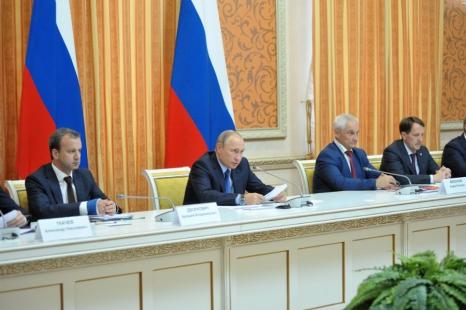 Президент отметил Воронеж